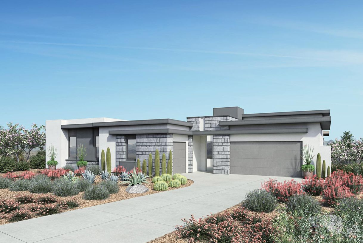 Exterior featured in the Parker (AZ) By Toll Brothers in Phoenix-Mesa, AZ