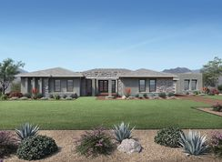 Paxton - Whitewing at Whisper Ranch: Queen Creek, Arizona - Toll Brothers