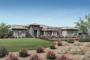 Weston - Whitewing at Whisper Ranch: Queen Creek, Arizona - Toll Brothers