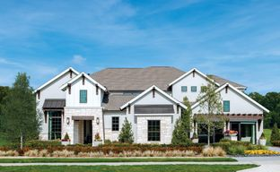 Oakbridge at Flower Mound by Toll Brothers in Dallas Texas