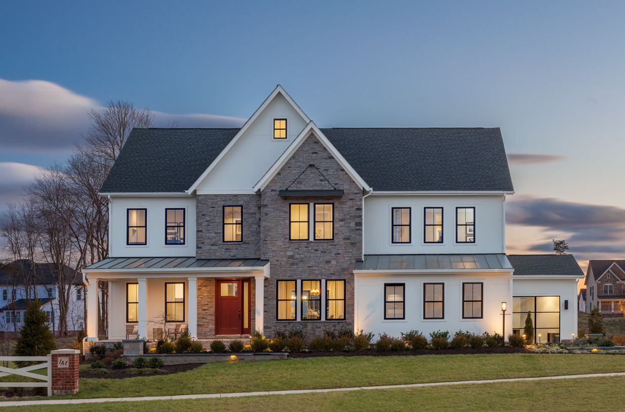 'Lenah Mill - The Estates' by Toll Brothers-WASH D.C. - VA in Washington
