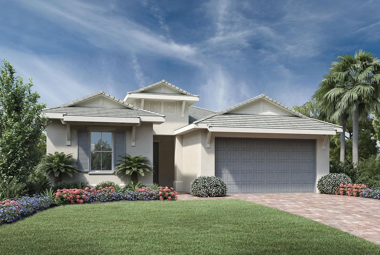 Exterior featured in the Massiano By Toll Brothers in Naples, FL