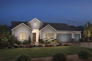 Gramercy Elite - Regency at Caramella Ranch - Mayfield Collection: Reno, Nevada - Toll Brothers