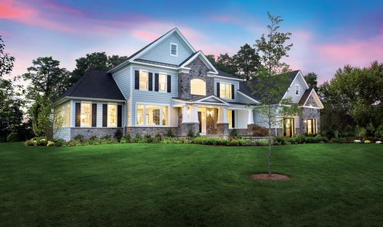 Orchard Ridge - The Preserve by Toll Brothers in Bergen County New Jersey
