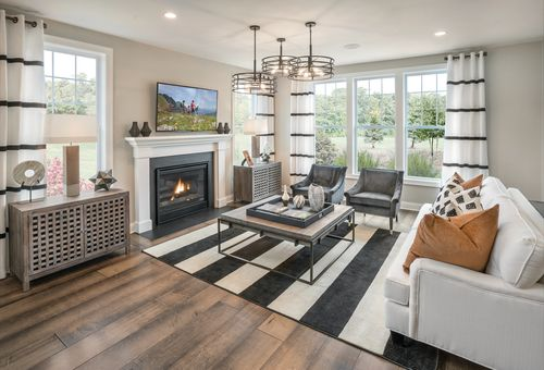 Greatroom-in-Kington-at-Ridgewood at Middlebury-in-Middlebury