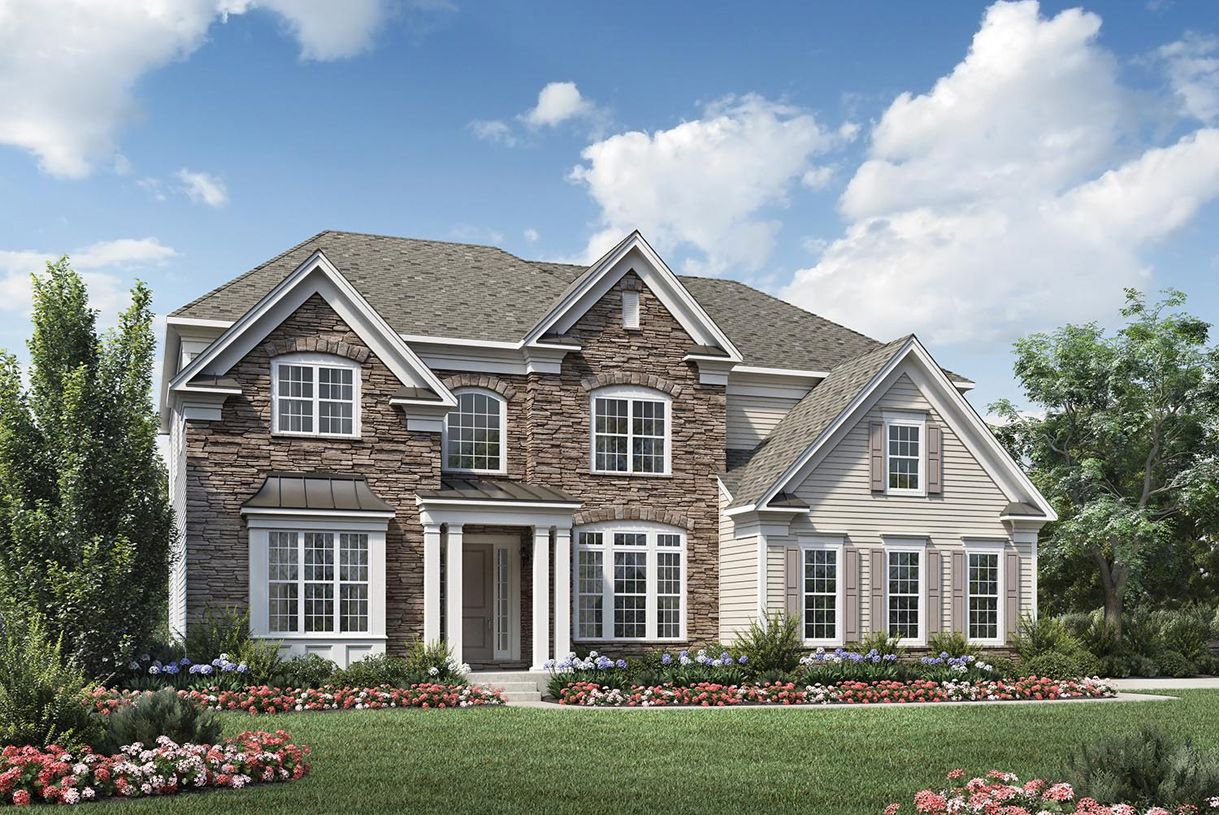 Exterior featured in the Stallworth By Toll Brothers in Raleigh-Durham-Chapel Hill, NC
