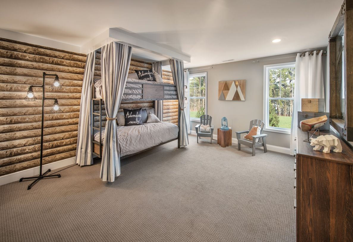 Bedroom featured in the Bucknell By Toll Brothers in Boston, MA