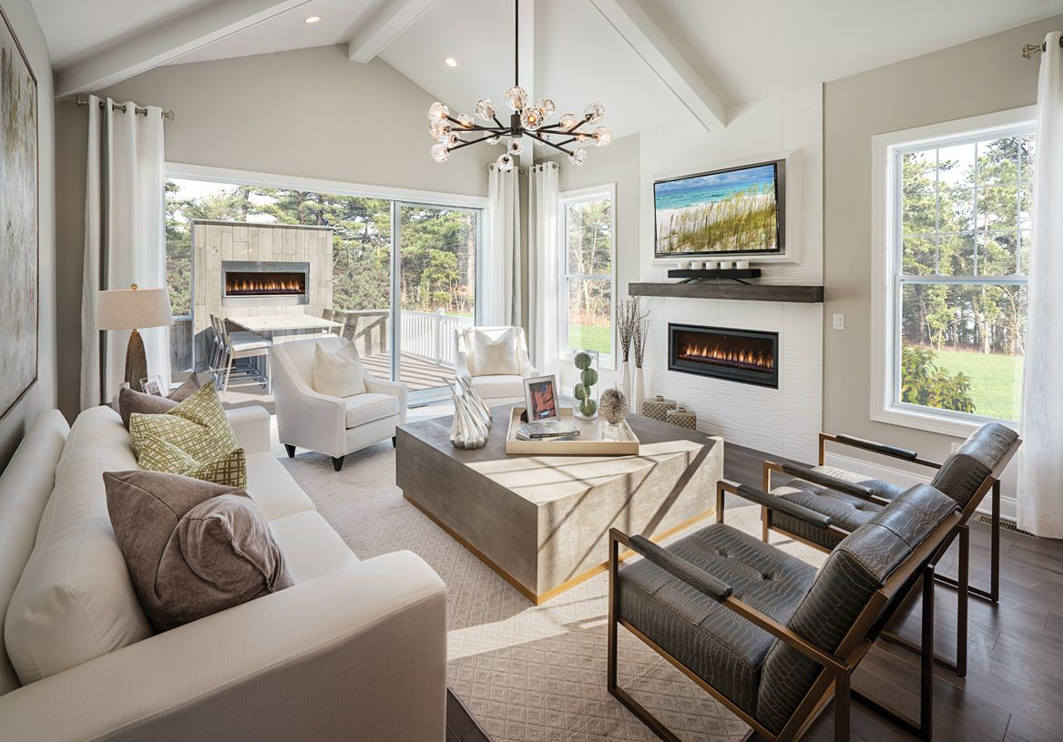 Living Area featured in the Bucknell By Toll Brothers in Boston, MA