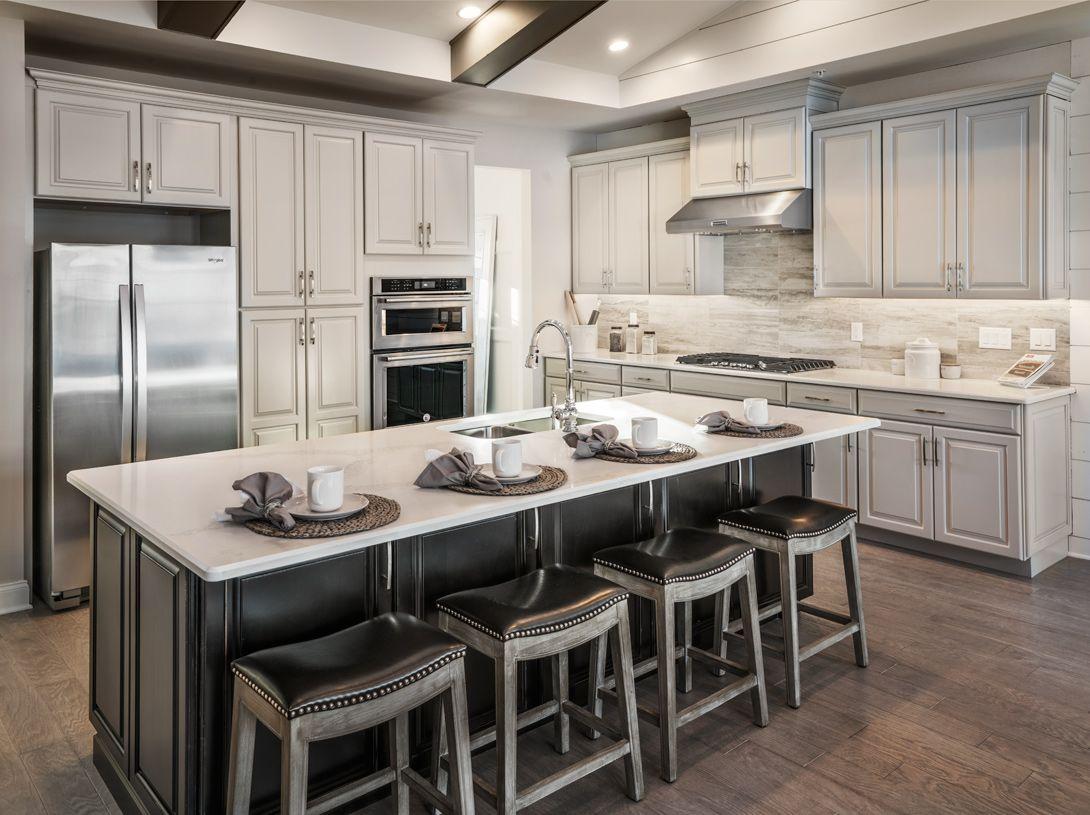 Kitchen-in-Vassar-at-Preserve at Emerald Pines-in-Methuen