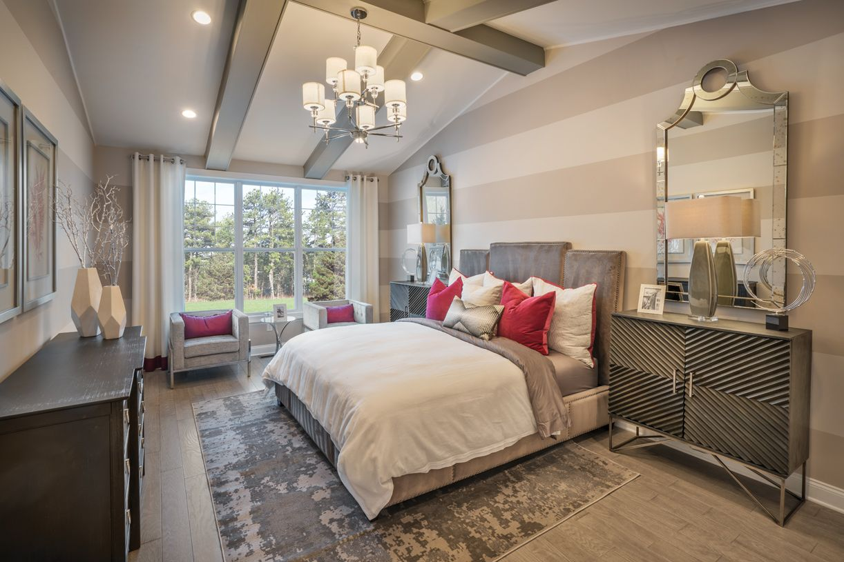 Bedroom featured in the Vassar By Toll Brothers in Boston, MA