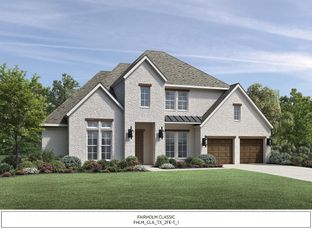 Fairholm - Woodson's Reserve - Executive Collection: Spring, Texas - Toll Brothers