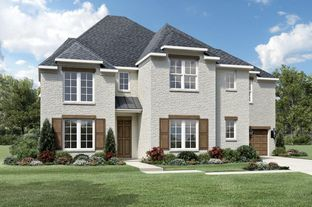 Vitoria - Woodson's Reserve - Executive Collection: Spring, Texas - Toll Brothers