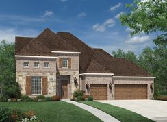 Juniper - Woodson's Reserve - Executive Collection: Spring, Texas - Toll Brothers