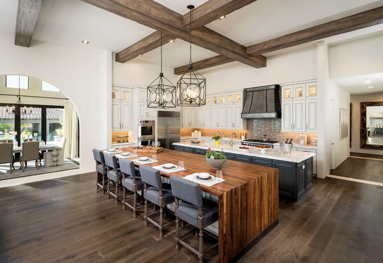 Kitchen-in-Vacaro-at-Boulder Ranch-in-Scottsdale