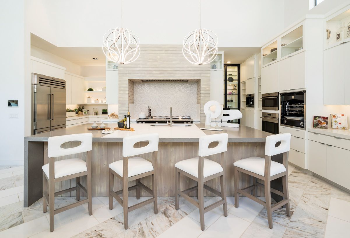 Kitchen-in-Parker-at-Sereno Canyon-in-Scottsdale