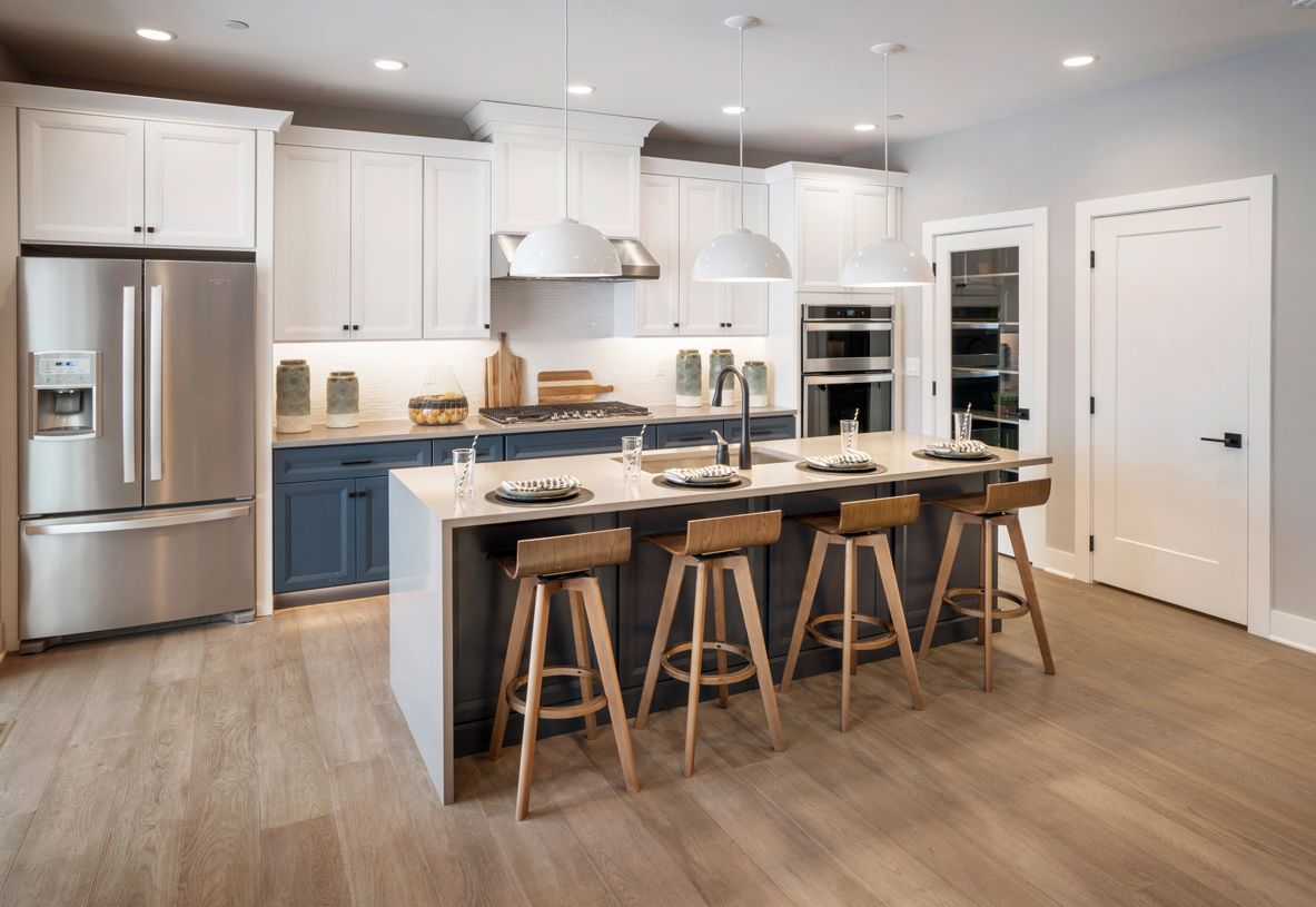 Kitchen featured in the Colman Elite By Toll Brothers in Philadelphia, PA