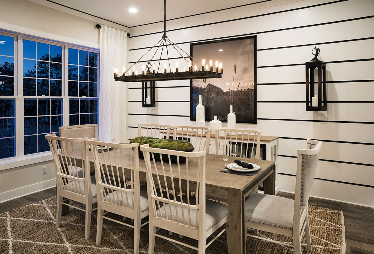 Living Area featured in the Farmington By Toll Brothers in Boston, MA
