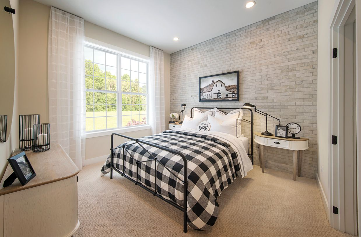 Bedroom featured in the Farmington By Toll Brothers in Boston, MA