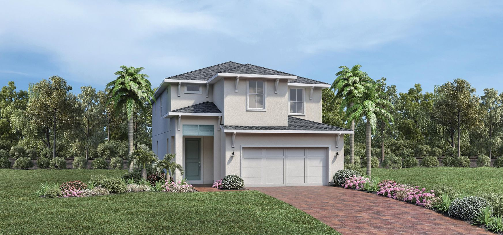 Exterior featured in the Doyal By Toll Brothers in Orlando, FL