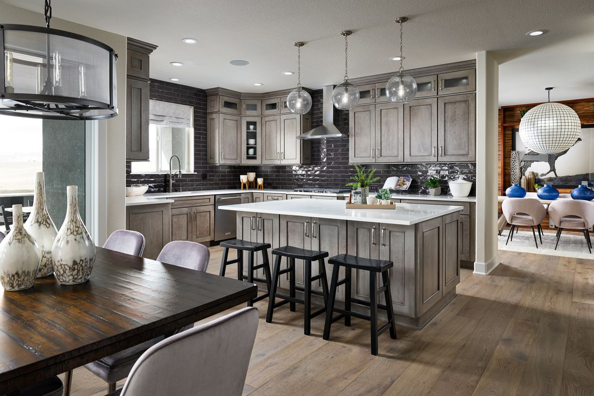 Kitchen-in-Valmont-at-Toll Brothers at Candelas-in-Arvada