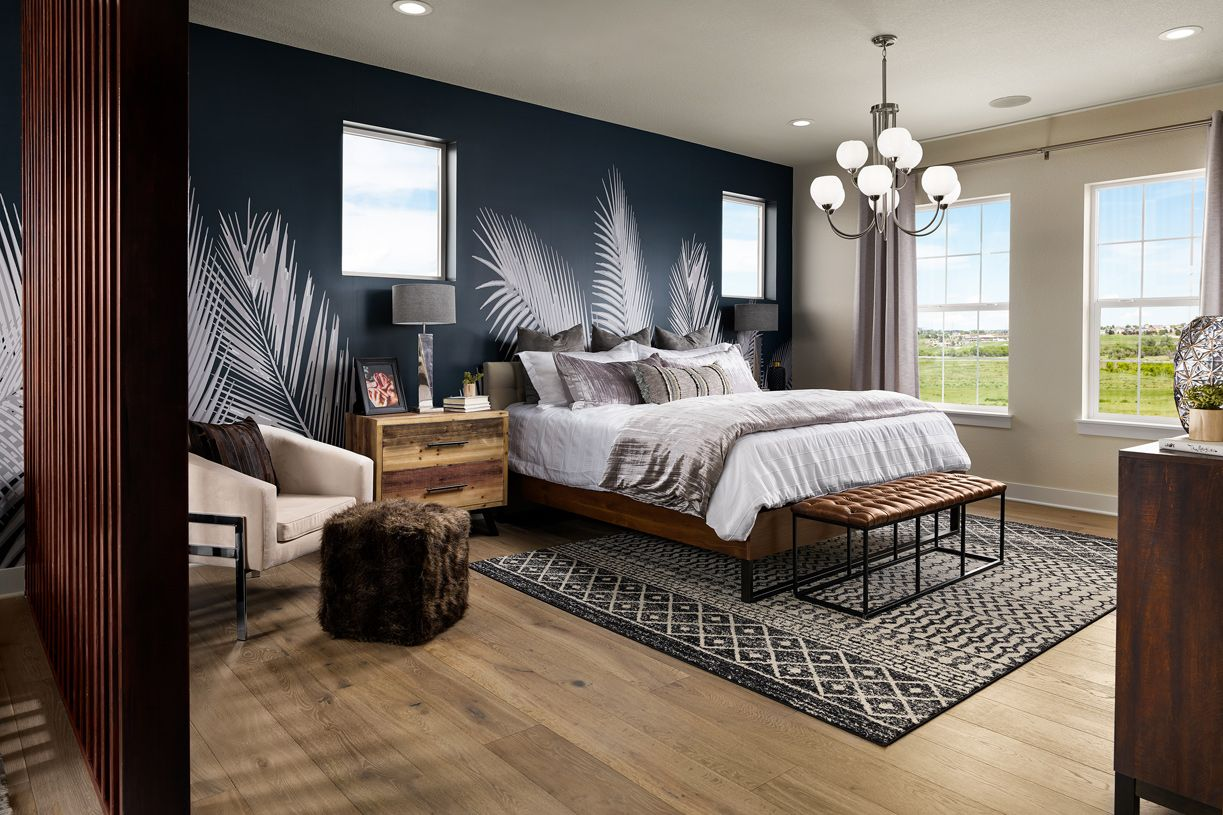 Bedroom-in-Valmont-at-Vista Point at Southshore-in-Aurora