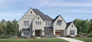 Venetian - Town Lake at Flower Mound: Flower Mound, Texas - Toll Brothers