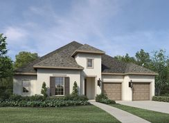 Loralai - The Groves - Select Collection: Humble, Texas - Toll Brothers