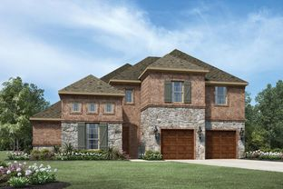 Langdon - Pomona - Select Collection: Manvel, Texas - Toll Brothers