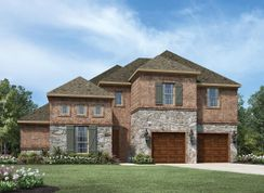 Langdon - Sienna - Select Collection: Missouri City, Texas - Toll Brothers
