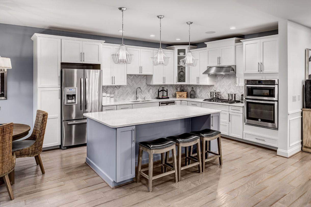 Kitchen featured in the Denton By Toll Brothers in Ann Arbor, MI