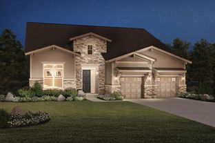 Durango - Toll Brothers at Inspiration - Broomfield Collection: Aurora, Colorado - Toll Brothers