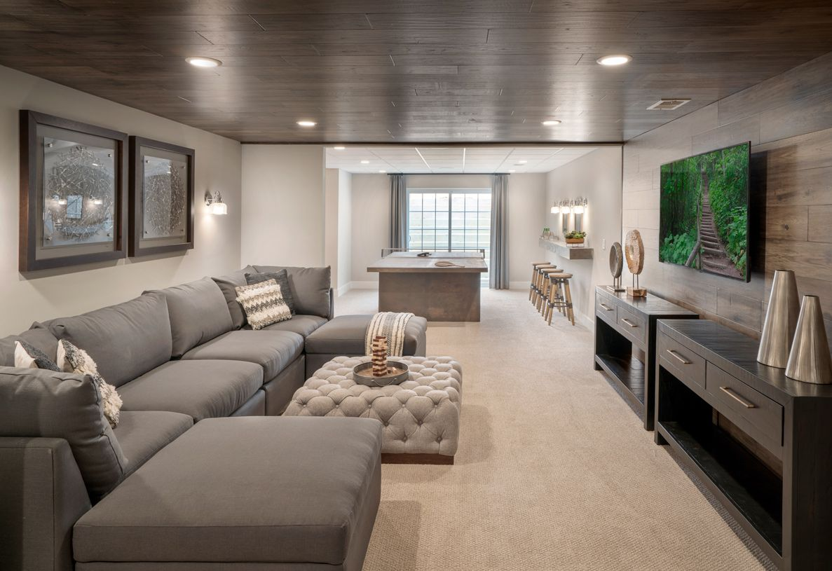 Living Area featured in the Coverdale By Toll Brothers in Allentown-Bethlehem, PA