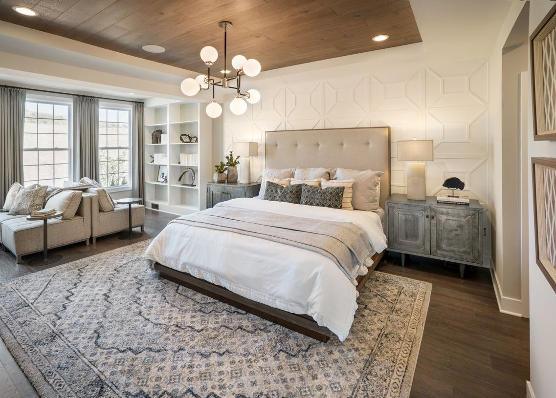 Bedroom featured in the Coverdale By Toll Brothers in Allentown-Bethlehem, PA