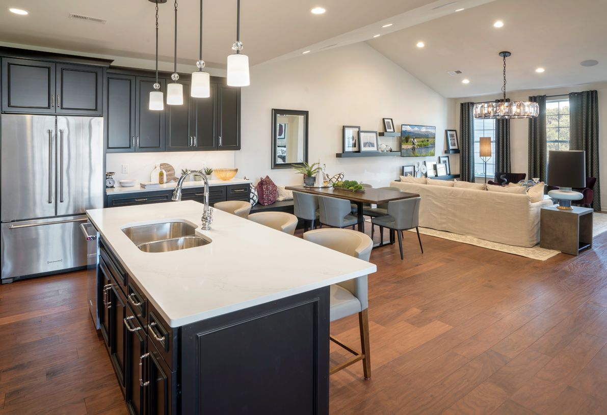 Living Area featured in the Stonewyck By Toll Brothers in Allentown-Bethlehem, PA