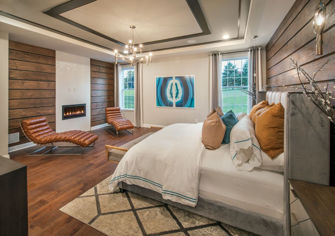 Bedroom featured in the Fairlawn By Toll Brothers in Allentown-Bethlehem, PA