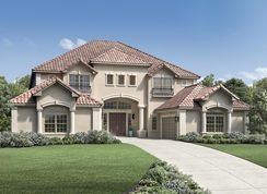 McKinley - Woodson's Reserve - Estate Collection: Spring, Texas - Toll Brothers