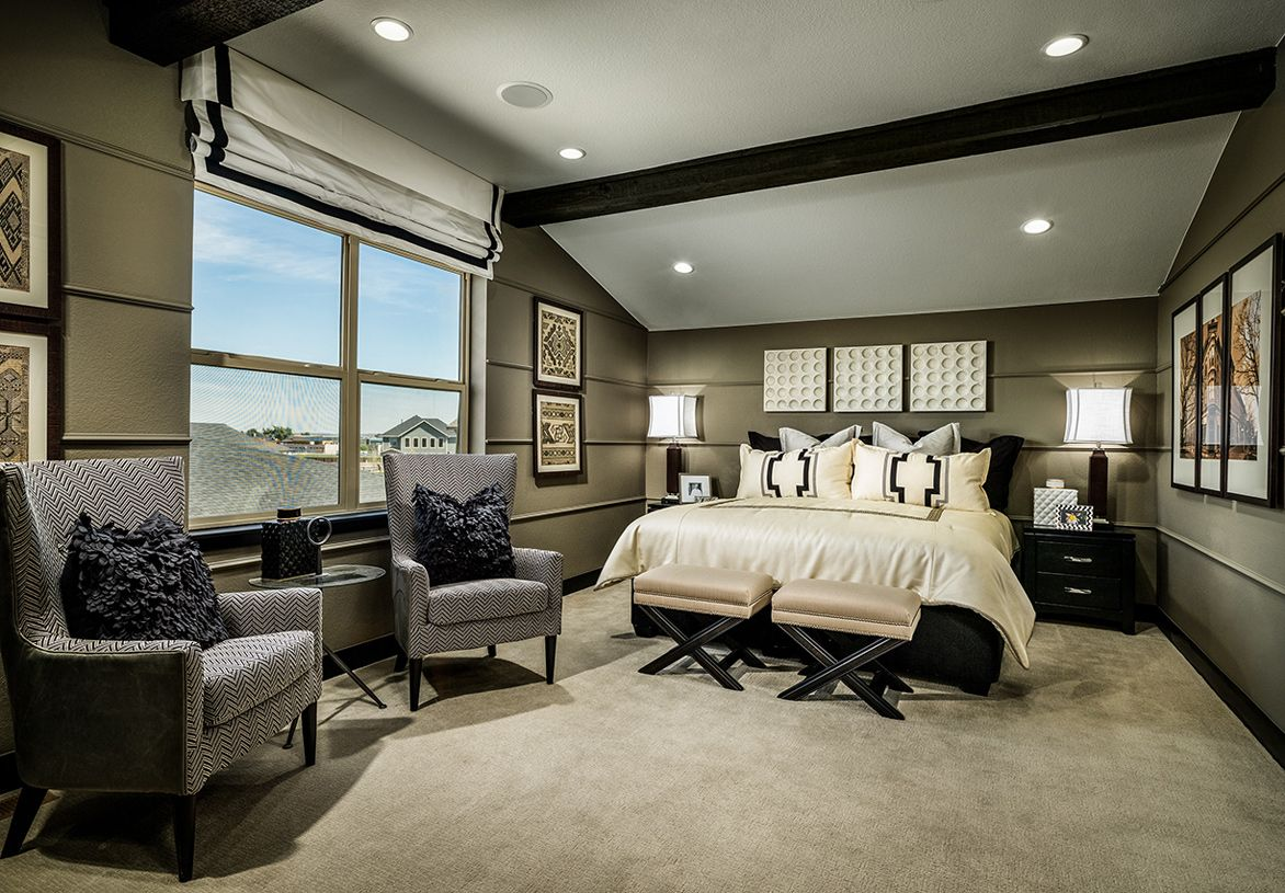 Bedroom featured in the Wakefield (CO) By Toll Brothers in Fort Collins-Loveland, CO