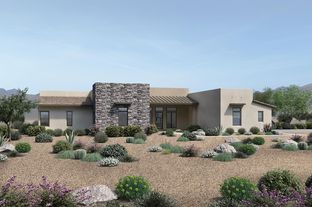 Eames - Sereno Canyon - Estate Collection: Scottsdale, Arizona - Toll Brothers