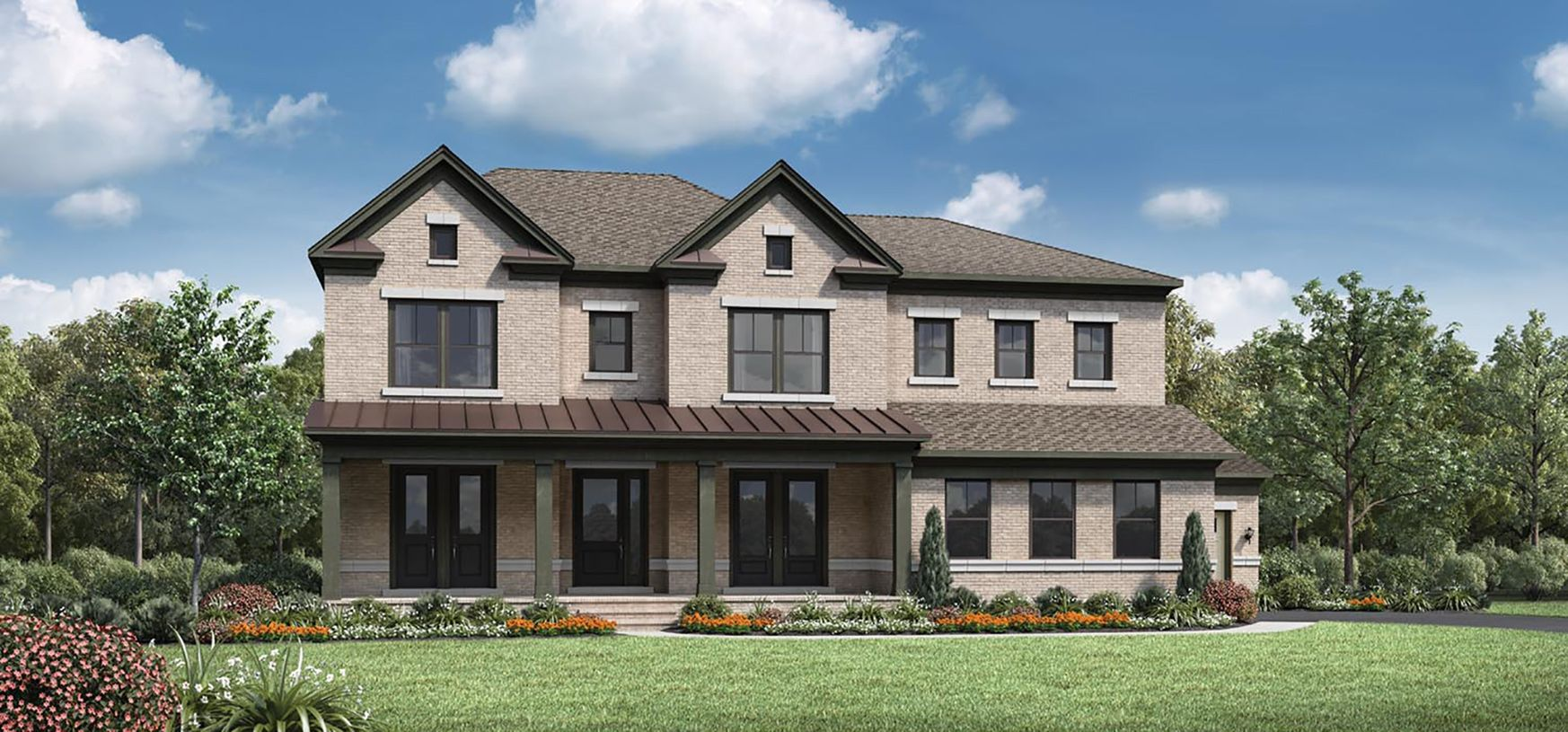 Exterior featured in the Palisades By Toll Brothers in Washington, VA