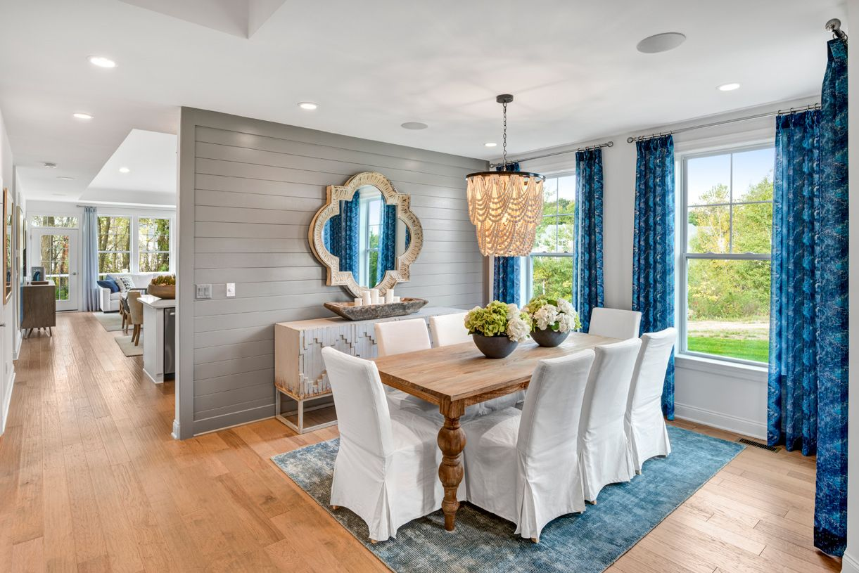 Living Area featured in the Vanleer By Toll Brothers in Ann Arbor, MI