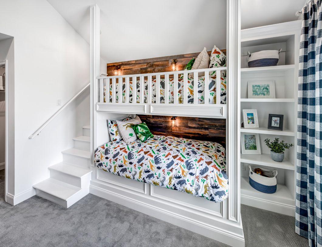 Bedroom featured in the Vanleer By Toll Brothers in Ann Arbor, MI