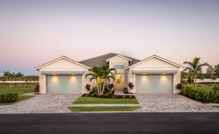 Azure at Hacienda Lakes - Villa Collection by Toll Brothers in Naples Florida