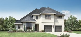 Langdon - The Groves - Select Collection: Humble, Texas - Toll Brothers