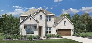 Nicholson - Sienna - Select Collection: Missouri City, Texas - Toll Brothers