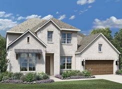 Nicholson - Lakes at Creekside - Select Collection: Tomball, Texas - Toll Brothers