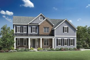 Duncan - The Woods of South Barrington - Signature Collection: South Barrington, Illinois - Toll Brothers