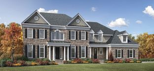 Weatherstone - The Woods of South Barrington - Signature Collection: South Barrington, Illinois - Toll Brothers