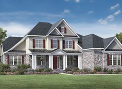 Raphael - The Woods of South Barrington - Signature Collection: South Barrington, Illinois - Toll Brothers