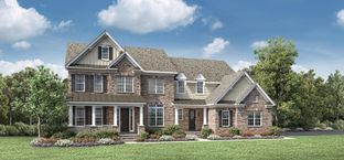 Windermere - The Woods of South Barrington - Signature Collection: South Barrington, Illinois - Toll Brothers
