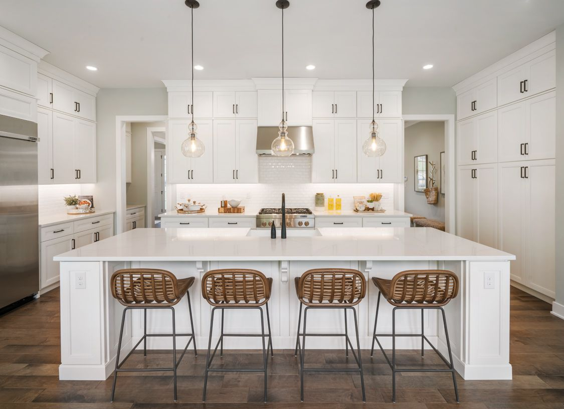 Kitchen featured in the Windermere By Toll Brothers in Chicago, IL